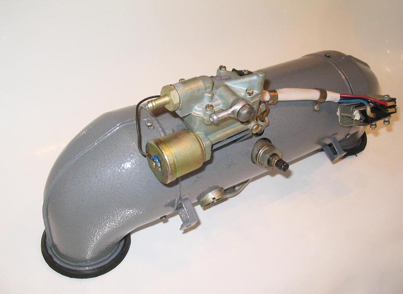 DataLife Engine Версия для печати Автономная дизельная печка для гаража из печки от Запорожца!